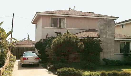 Satoshi Nakamoto's huis en auto