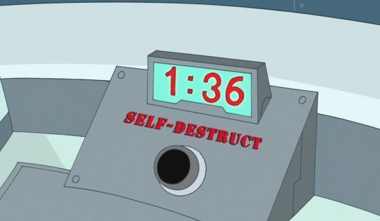 Self-destruct button