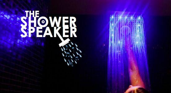 Shower-Speaker