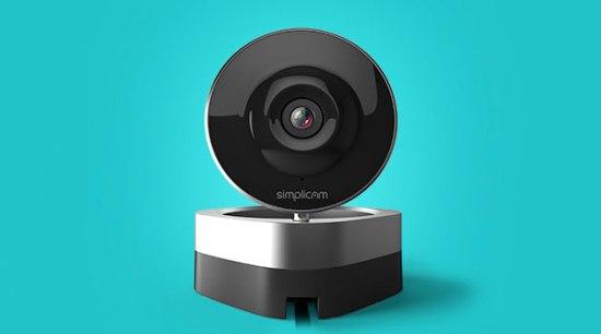 Simplicam: camerabeveiliging met gezichtsherkenning voor thuis