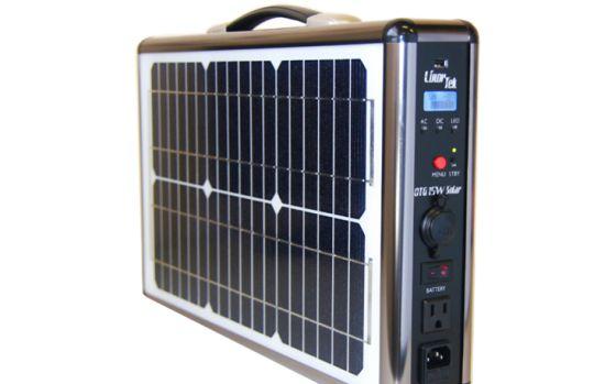 SolarBriefcase
