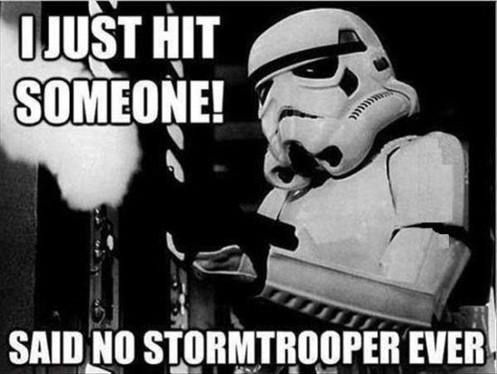 Citaten Uit Star Wars : Zo ziet een star wars laserkogel er in het echt uit apparata
