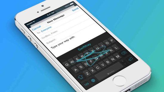 Swiftkey-iOS8