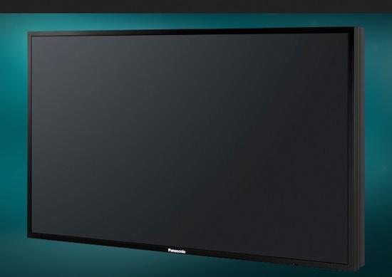 Dit 98-inch scherm van Panasoni gaat je 55 mille kosten