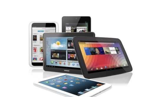 Tablets Android iOS marktaandeel