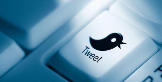 Tweet knop