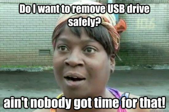 USB-verwijderen