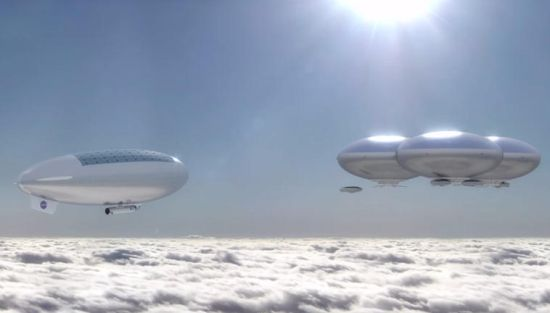 Venus-Cloud-City