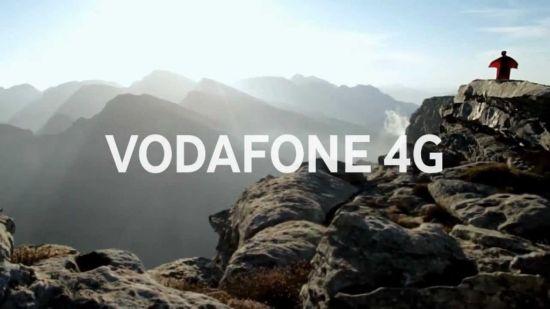Vodafone 4G roaming