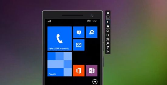 Windows Phone 8.1 SDK video