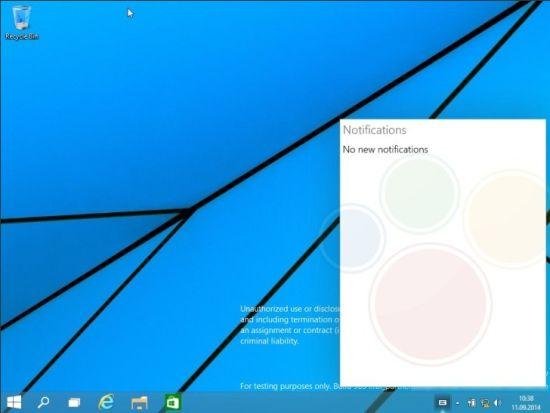 Windows9-notificaties