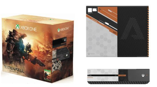 Xbox One Titanfall editie