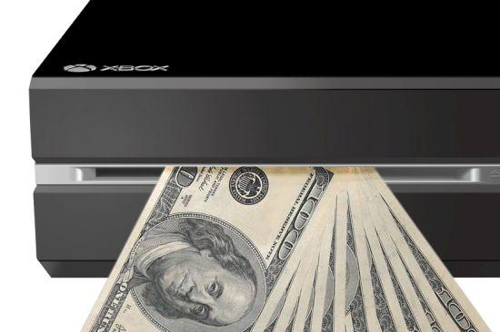 Xbox-One-Geld