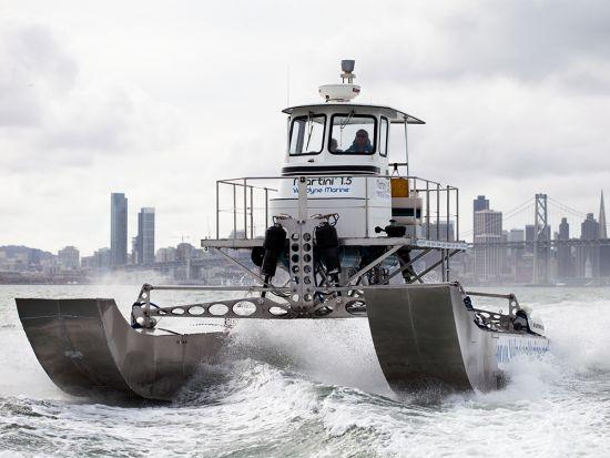 Dit Is De Eerste Boot Ter Wereld Die Niet Kan Omslaan