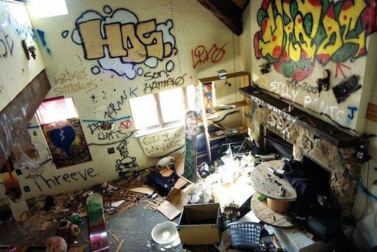 Airbnb bant duizenden wilde feestgangers