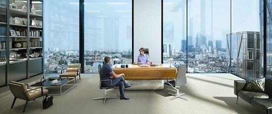 In beeld: het nieuwe kantoor van Amazon in Londen