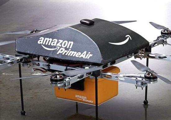 Luchtvaartautoriteit zegt dat bezorgen met drones niet mag