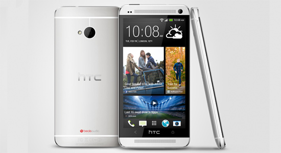 HTC One M8 met Android