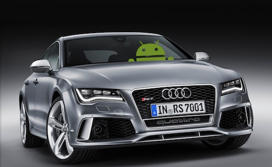 Google brengt Android naar Audi, Hyundai, Honda en GM