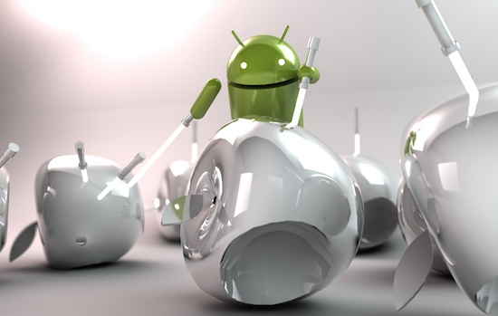 Android of iOS?