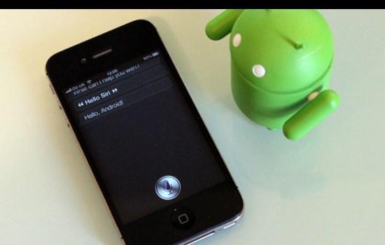 Gaat Apple een Android smartphone uitbrengen?