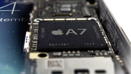 Apple A7 chip