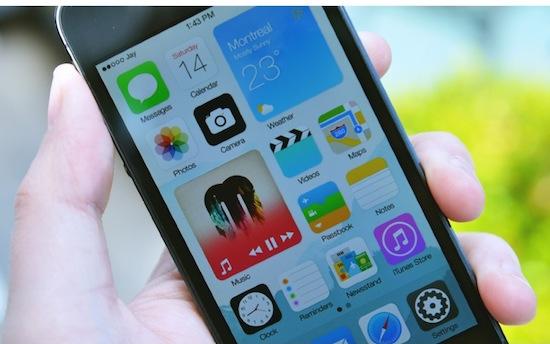 Deze video geeft een verfrissende kijk op iOS 8