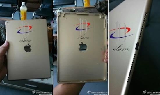 Dit wordt de opvolger van de iPad Air
