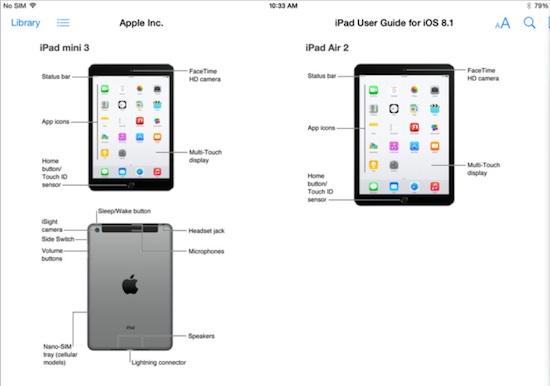 iPad mini en iPad Air 2 zijn gelekt