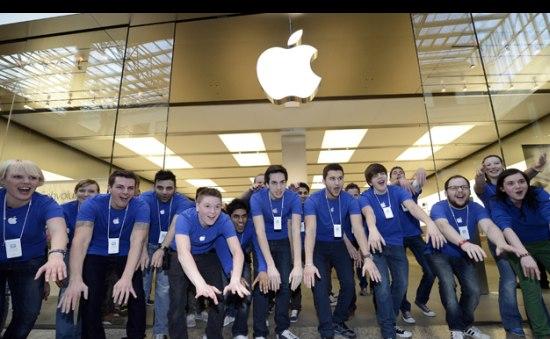 Apple is (alweer) het meest bewonderde bedrijf