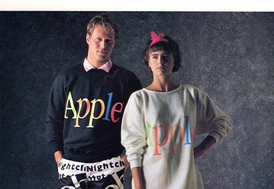 Apple verkocht in de jaren 8 de vreemdste producten