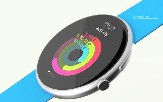 Apple Watch, maar dan mooi
