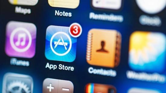 Apps voor iOS mogen opeens gigantisch zijn