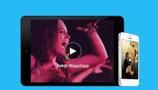 Er komt een Nederlandse concurrent voor Netflix: WappZapp