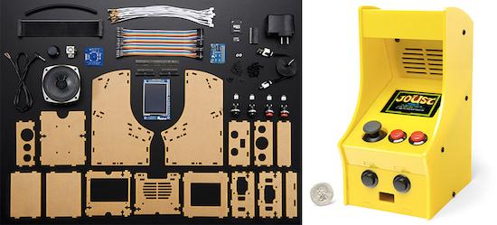 Zo bouw je je eigen speelautomaat