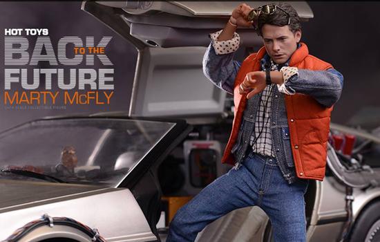 Back To The Future voor in je huiskamer