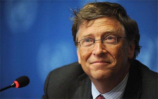 Bill Gates is wederom de allerrijkste