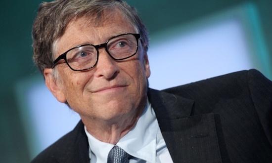 Bill Gates speelt ook dit jaar weer voor Secret Santa