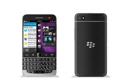 Blackberry's Q20 heeft een fysiek toetsenbord