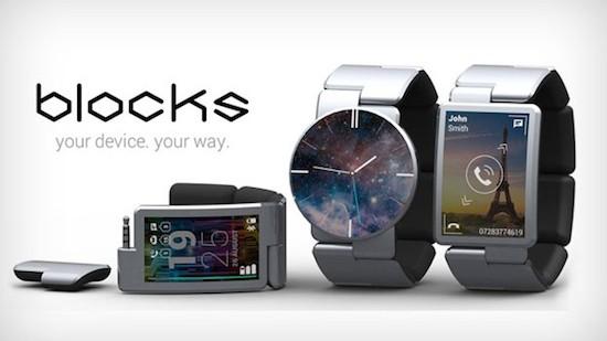 Phoneblocks komt met modulaire smartwatch