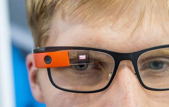 BMW gebruikt Google Glass om auto