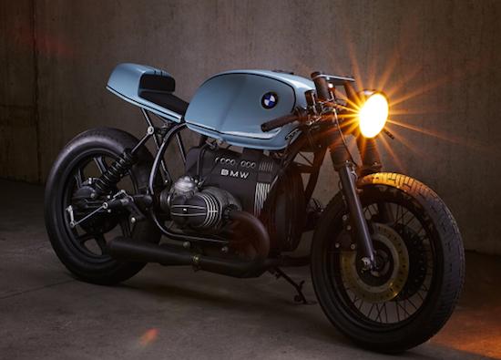 Caféracer van de dag: BMW R80 van Diamond Atelier