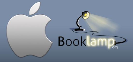 Apple BookLamp