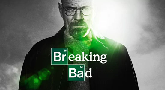Breaking Bad in 4K op Netflix