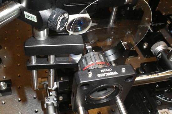 Snelste camera ter wereld legt 4,4 biljoen fps vast