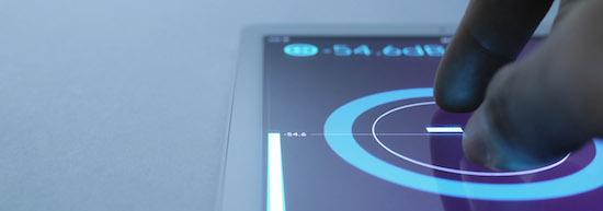 Nieuw UI voor auto's