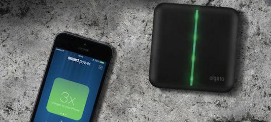 Oplader geeft notificatie aan je smartphone