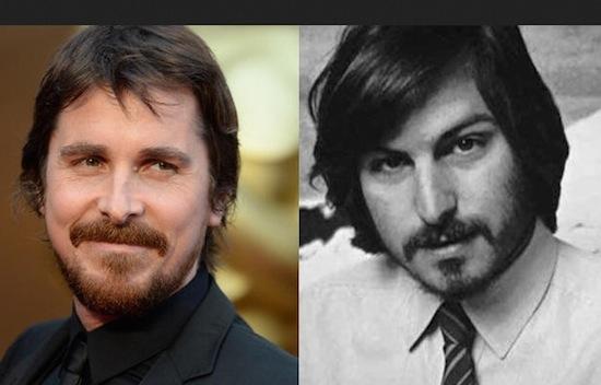 Christian Bale wordt Steve Jobs in nieuwe film