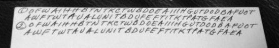 Mysterieuze code van overleden oma gekraakt