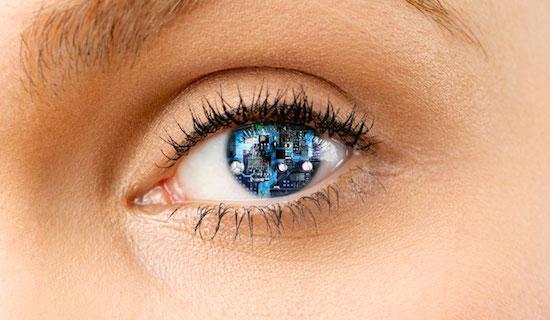 Google patenteert lens met ingebouwde camera